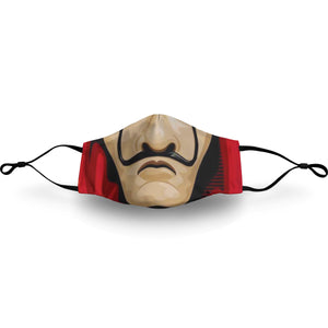 papel mouth mask