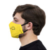 pacman mouth mask