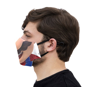mario mouth mask