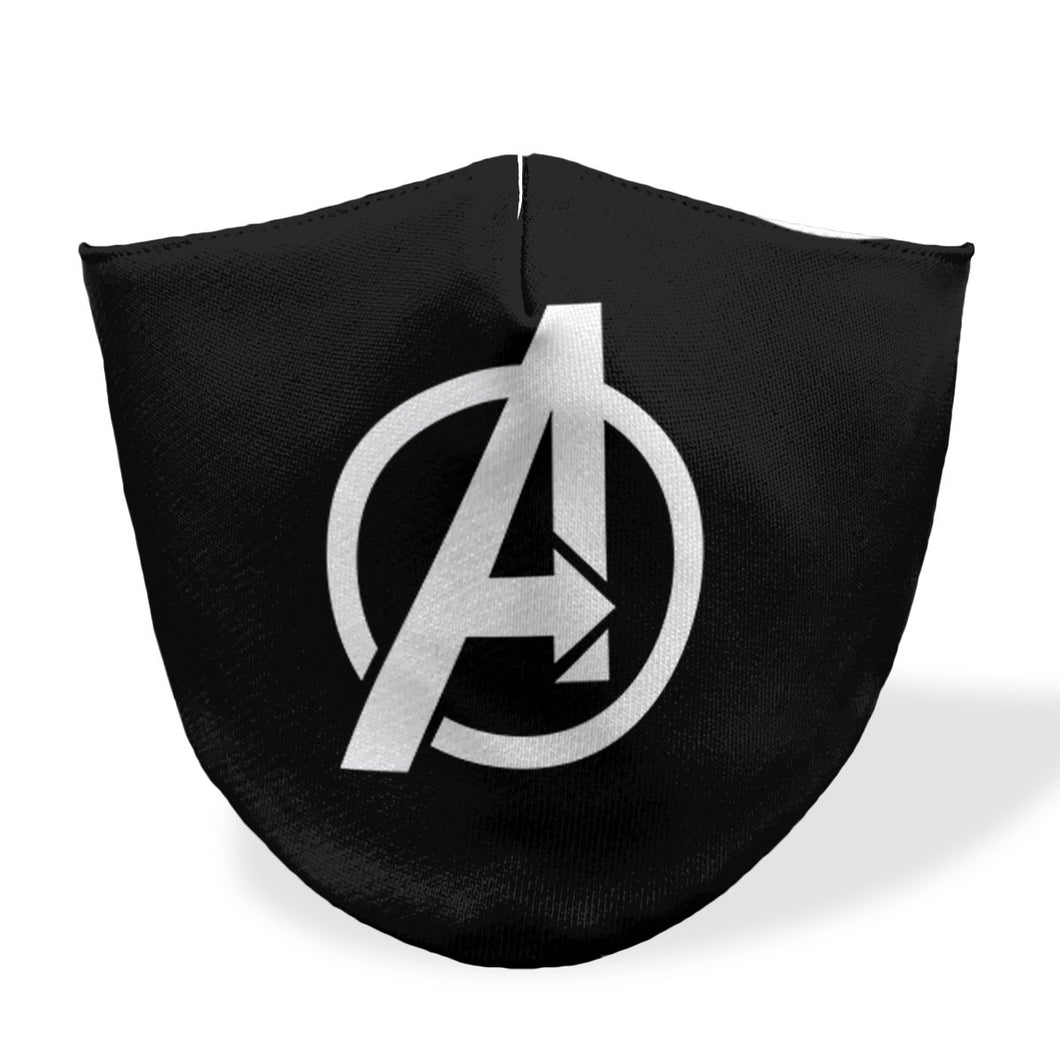avengers mouth mask