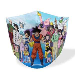 Dragonball super Mouth Mask