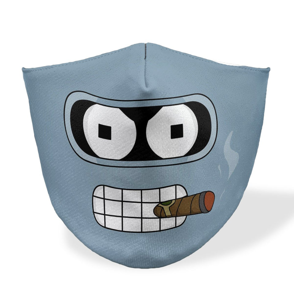 Bender Mouth Mask