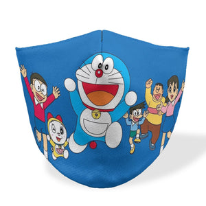 Doraemon Mouth Mask