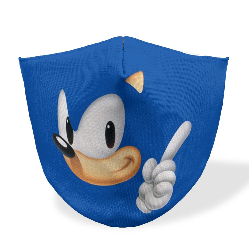 Sonic Mouth Mask