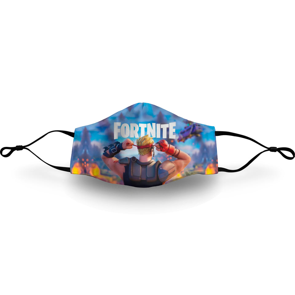 Fortnite Season 6  Mouth Mask