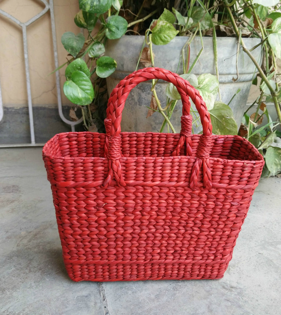 Kouna Craft Small Hand Basket