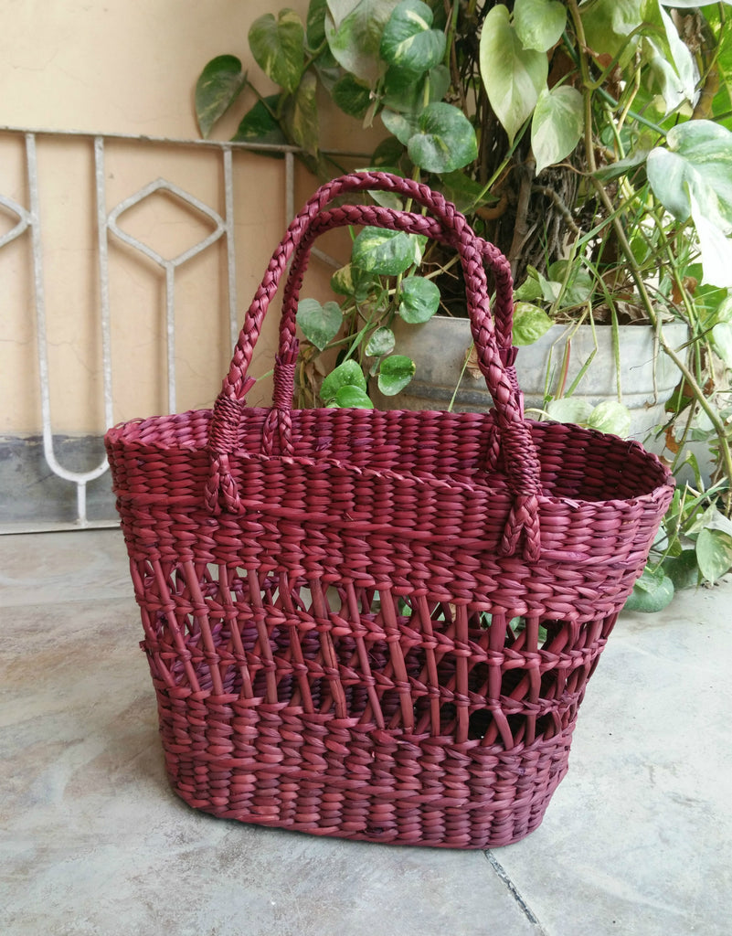 Shopping Basket Large - Kouna Craft