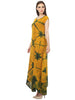 Clamp Dyed Maxi Dress by brand Darzaania