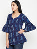 Indigo Tops For Women Online