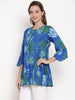 Brand Darzaania Printed Top For Women