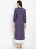 Darzaania High Low Long Kurta For Women