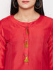 Long Silk Women Kurtis Online