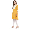 Ikat Office Wear Kurtis Online