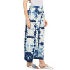 Dazraania Clamp Dyed Palazzos for Women