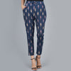 Ikat pants for women
