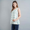 Buy Ikat Cotton Tops online