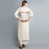 Off-White Long Kurtis for Women