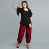 Solid Rayon Tops for Women