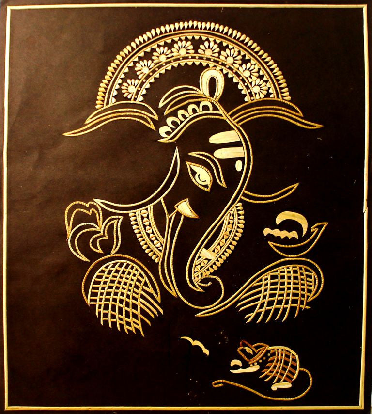 Lord Ganesha -  Wall Art