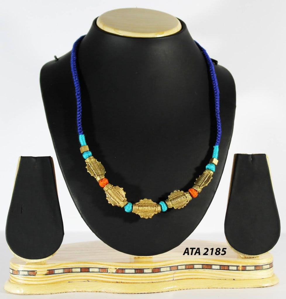 Dhokra Handcrafted Ethnic Necklace