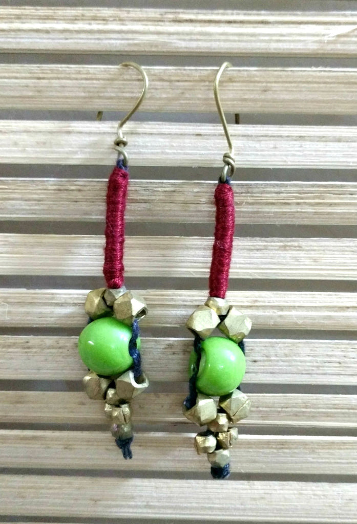Dokra Earrings