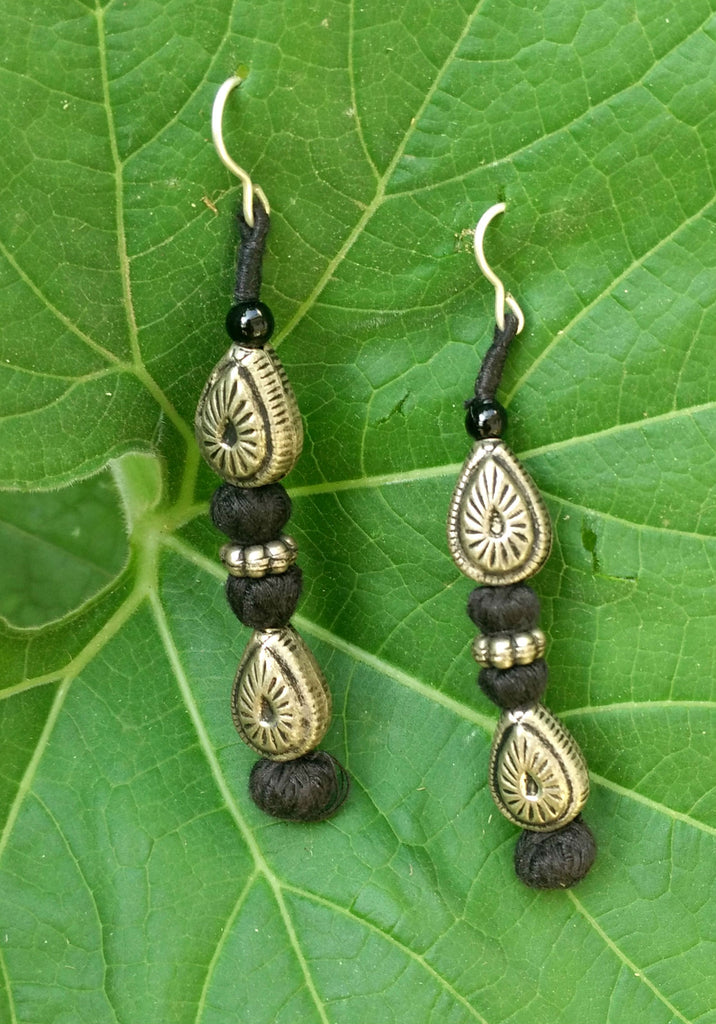 Long Patwa Earrings