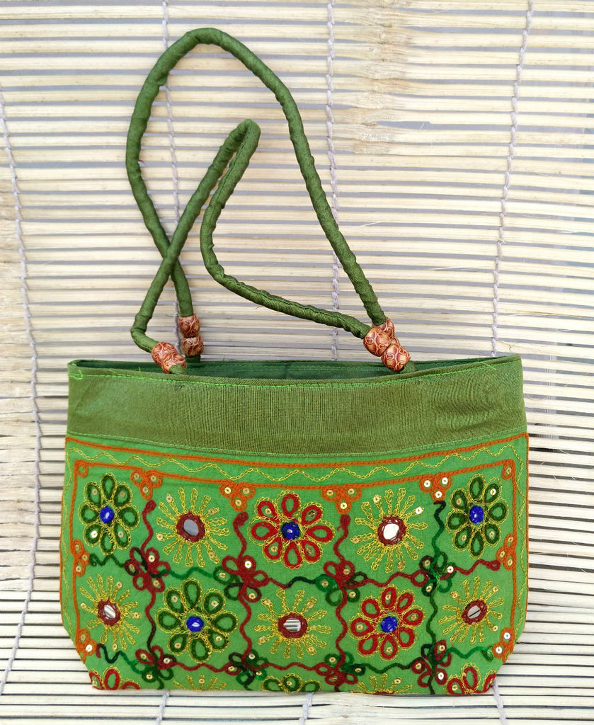 Kutch Embroidered Handbag