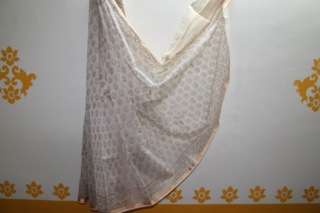 Maheshwari Cotton Dupatta