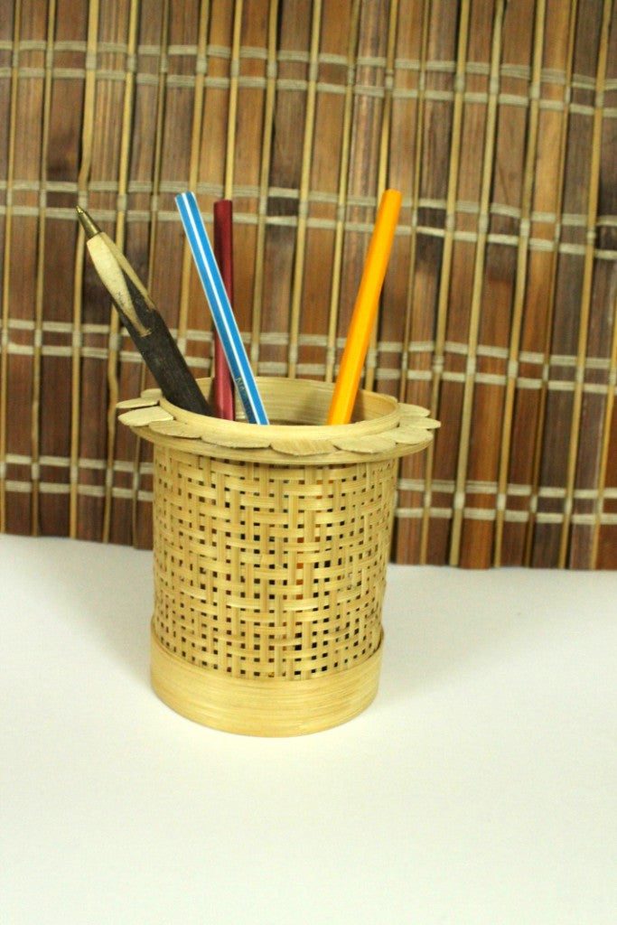 Pen Stand - Bamboo