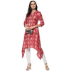 Maroon Pink Kurtas for women Darzaania