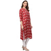 Handblock Animal printed kurtas for women