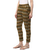 Handloom Ikat Trousers Online by Darzaania