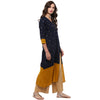 Mustard Kurta for women