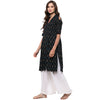 Darzaania Pochampally Ikat Cotton Kurta