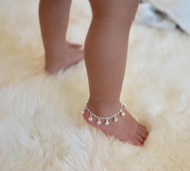 Jingle Baby Anklet
