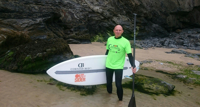 Cornish surfer prepares to take on the world in Fiji finals