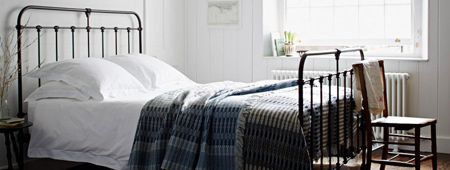 Cast Iron Beds & Bed Frames – The Cornish Bed Company