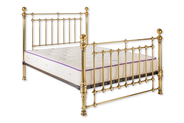 Brass Beds & Bedframes – The Cornish Bed Company