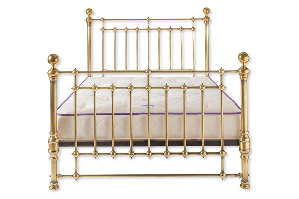 Antique Brass Bed Frame: Single, Double, King Size, or Four Poster ...