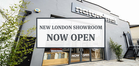 London showroom