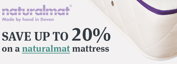 Add a Naturalmat mattress