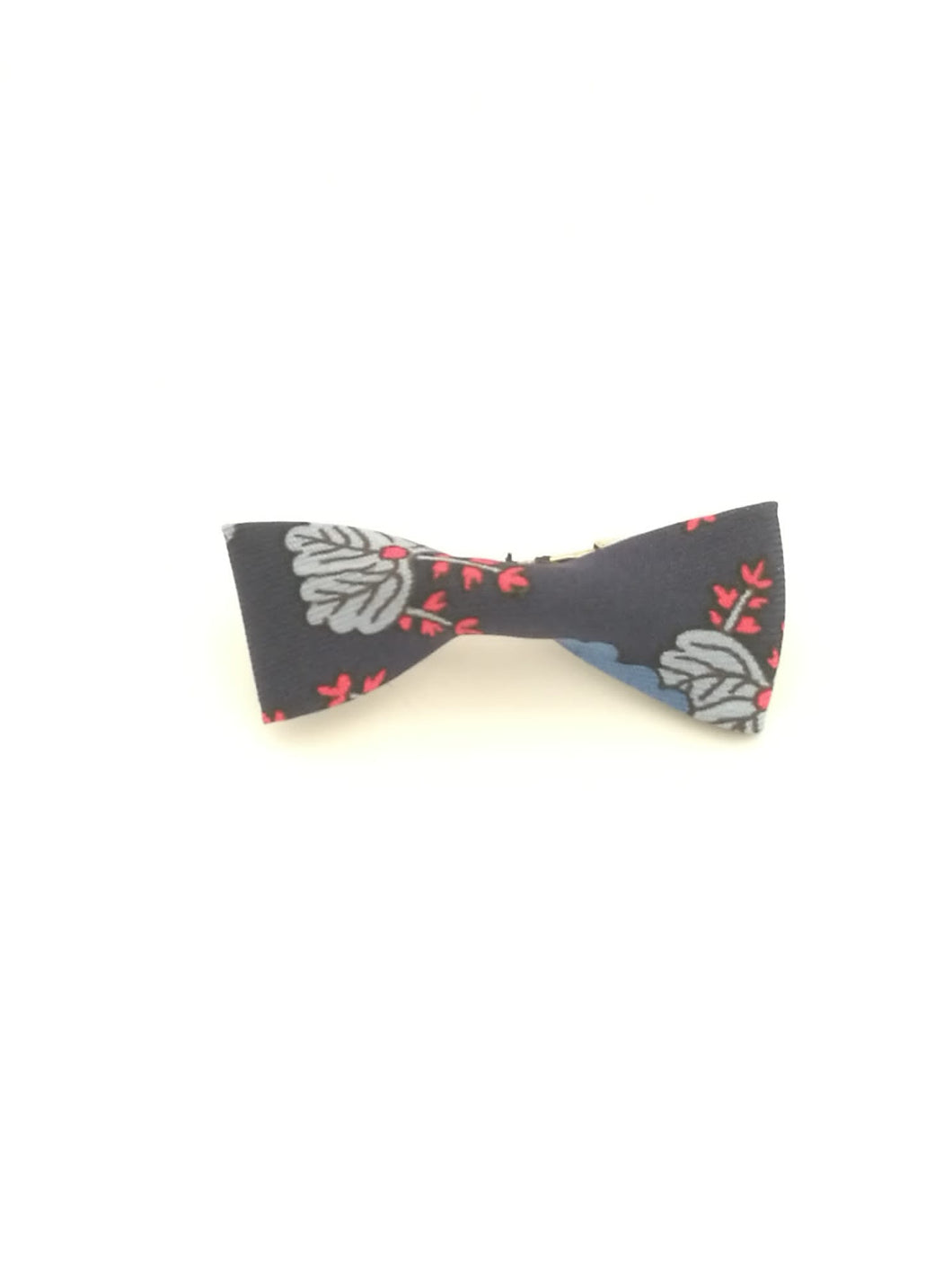 papillon handmade with vintage Hermes silk tie.