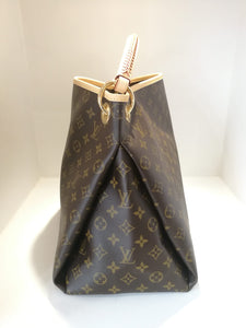 Louis vuitton artsy MM tela monogram