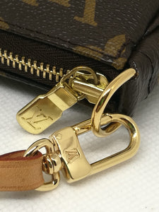 Louis Vuitton Pochette Accessories nm in tela
