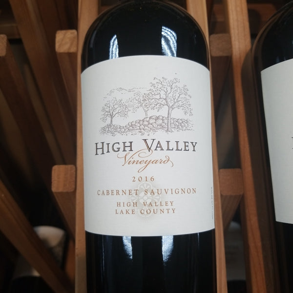 High Valley Cabernet Sauvignon 750ml