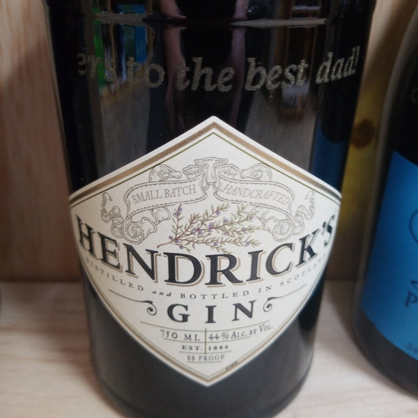 Hendricks Gin 750ml Oops