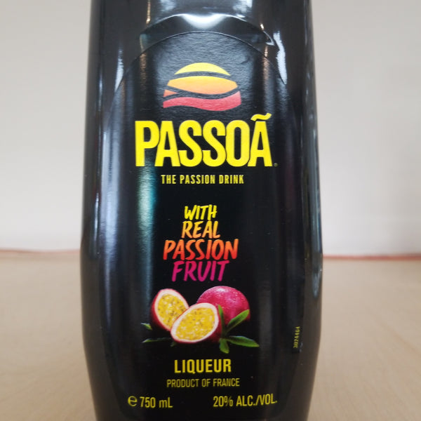 Passoa Passion Fruit 750ml