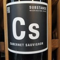 Substance Cabernet Sauvignon 750ml (Customer Favorite)