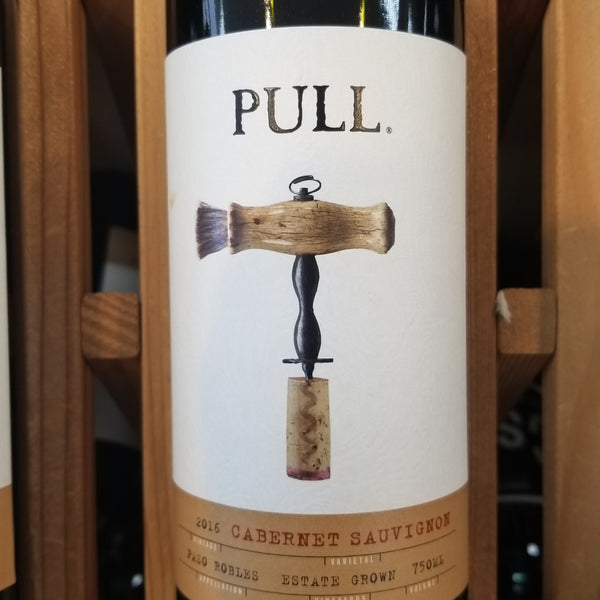 Pull Cabernet Sauvignon 750ml (Best Seller)