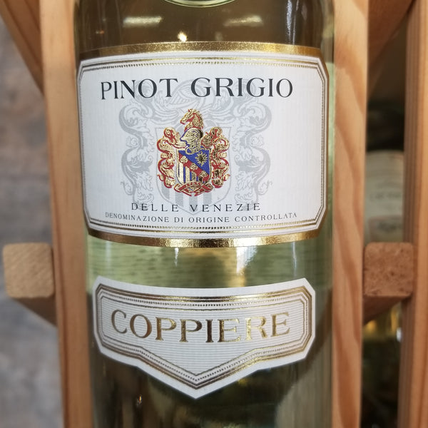 Coppiere Pinot Grigio (Better than Cavit)